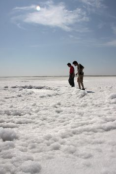 WHITE MEXICAN SANDS DUNES Guerrero Negro, Mexico | Un tour por la salina, Guerrero Negro, B. C. Sur