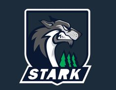 "Check out new work on my @Behance portfolio: ""Stark logo"" http://on.be.net/1pxsI53"