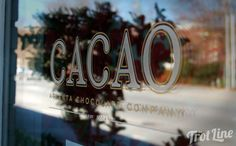 Cacao - Much to close to home! Love it!!