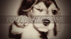 Be awesome.    366 Days, or How I Tricked Myself into Being Awesome - via http://bit.ly/epinner