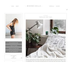 114 best graphic design blogger template images on pinterest in