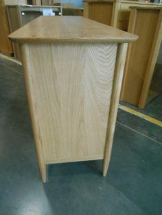 Teramo 3665CM Large Sideboard in Oak