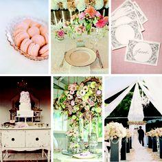 Romantic Vintage Wedding Decor Inspiration