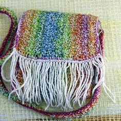 Unique handmade shoulder bag / multi color / only one in the world Handmade Bags, Drawstring Backpack, Backpacks, Shoulder Bag, Unique, Color, Google, Handmade Handbags, Colour