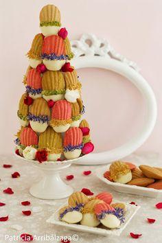 Madeleines del curso online de pastelería francesa de Patricia Arribálzaga