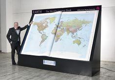 The World's Largest Atlas