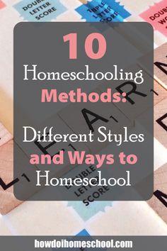 10 Homeschooling Met