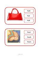Wie van de drie t ->> Leuk idee om aan te passen voor kleuters Letter T, Spelling, Language, Teaching, School, Kids, Young Children, Boys, Children