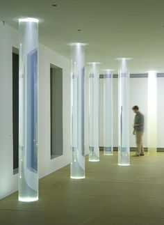 Roni Horn, Library of Water, 2007