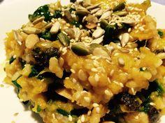 Risotto de arroz yamaní