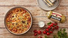 This delightful quiche made with savory Jimmy Dean® Pork Sausage will be the star of your next brunch. Try this breakfast quiche recipe yourself.