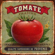 Bruno Pozzo Vintage Tomate De Provence