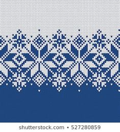 Find Sweater Design Seamless Knitting Pattern Stock Images in HD and millions of other royalty-free stock photos, illustrations, and vectors in the Shutterstock collection. Fair Isle Knitting Patterns, Sweater Knitting Patterns, Knitting Charts, Knitting Stitches, Knitting Designs, Free Knitting, Baby Knitting, Knitting Sweaters, Tejido Fair Isle