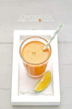 Mapo, carote e zenzero