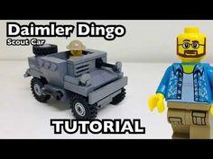 Lego Ww2, Lego Army, Lego Custom Minifigures, Lego Videos, Anton, Legos, Vehicle, Florida, Tutorials