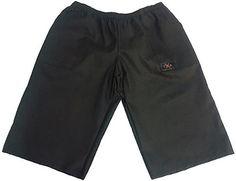 Men's Shorts, 3XL, Cargo, XCON APPAREL, Solid Black, Polyester-Cotton Blend #Cargo #Cargo