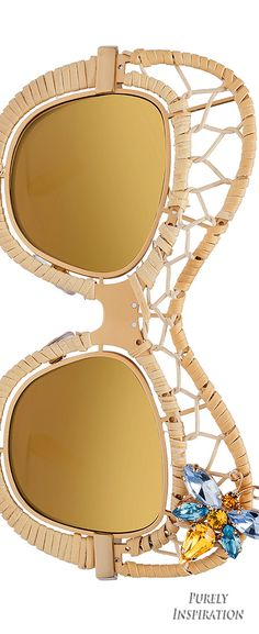 Dolce & Gabbana Botanical Sunglass Collection | Purely Inspiration