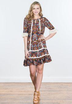 Intermission Dress - Matilda Jane Clothing