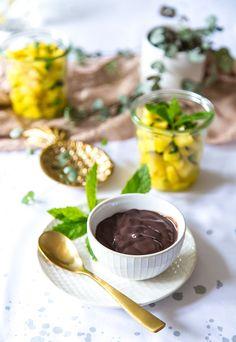 Ananas mit Minze im Weckglas mit Alpro-Joghurt #elbmadame http://elbmadame.de #alpro