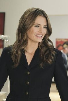 Stana Katic in Castle - Eye of the Beholder