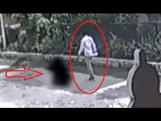 Most Shocking Ghost Sighting | Real Paranormal Activity Caught on CCTV Camera | Real Ghost 2016 - YouTube