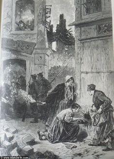La commune de Paris (mars à mai 1871)