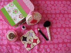 tutoriel maquillage à crocheter par lesLolottesshop sur Etsy, €13,50