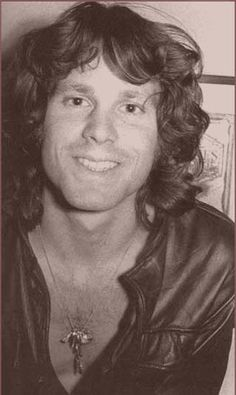 """James Douglas """"Jim"""" Morrison  completley adorable"""