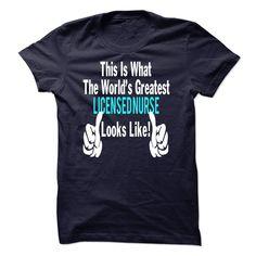 ((Top Tshirt Design) LICENSED NURSE PRACTICAL [Tshirt Sunfrog] Hoodies, Tee Shirts