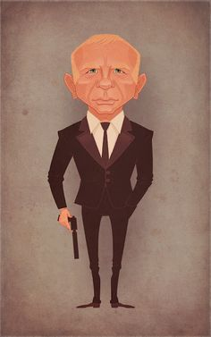 Bond, illustrated James Bond