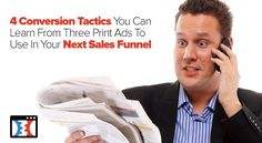 These old school ads are GOLD!  There's a lot of long-lost direct response treasure here:  http://blog.clickfunnels.com/4-conversion-tactics-can-learn-three-print-ads-use-next-sales-funnel/ Tires of gluing together Your Sales Funnels?