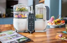Nutribaby+ for baby Baby Cooking, Pots, Baby Gadgets, Blender Recipes, Nutrition, Bb, Galvan, Site Officiel, Organiser