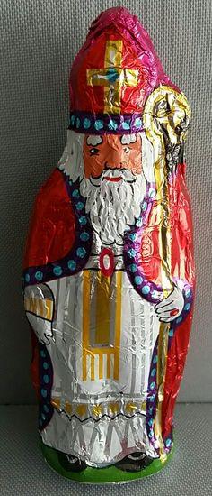 Chocoladefiguur Sinterklaas Jr.  90