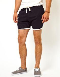 ASOS Jersey Short In Short Length