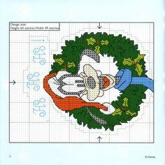 Gallery.ru / Photo # 46 - Cross Stitch Crazy 040 Christmas 2002 + application mickey & a - tymannost