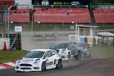Motoring Musings; Motorsport Mutterings: Pojekt E 2020 Swecon World RX of Sweden Ken Block, Car And Driver, 2 In, Sweden, Competition, Cars, History, American, World