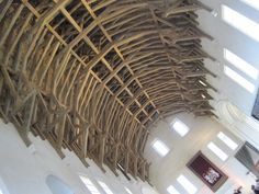 Ceiling of feast hall at Sterling Castle Honeymoon In Scotland, Castle Scotland, Edinburgh, Dna, Places To Go, Houses, Ceiling, Summer, Travel