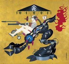 JAPANESE SPIRIT NO. 4, Tenmyouya Hisashi - 1998
