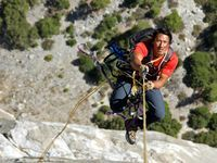Jimmy Chin, Mountaineer and Photographer