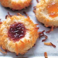 Jam Thumbprint Cookies - Barefoot Contessa