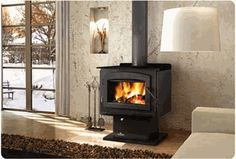 The Napoleon Independence wood stove provides the best value for your money, with clean burning and efficient EPA technology, reliability and performance. Linear Fireplace, Fireplace Tool Set, Fireplace Hearth, Fireplace Inserts, Hearth Rugs, Fireplace Screens, Natural Gas Patio Heater, Chimney Cap, Budget
