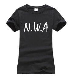 NWA Women T-shirt