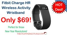 HOT PRICE! Keep moving with a Fitbit Charge HR Wireless Activity Wristband for only $69! Free shipping! Awesome deal!  Click the link below to get all of the details ► http://www.thecouponingcouple.com/fitbit-charge-hr-wireless-activity-wristband/ #Coupons #Couponing #CouponCommunity  Visit us at http://www.thecouponingcouple.com for more great posts!