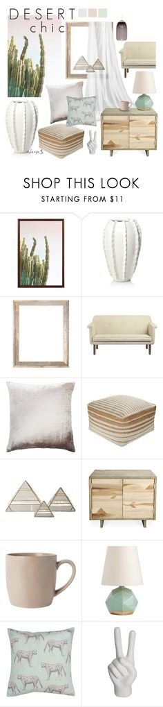 """""""I Found A Way"""" by deuxs ❤ liked on Polyvore featuring interior, interiors, interior design, home, home decor, interior decorating, Pottery Barn, Vietri, Orla Kiely and Kevin O'Brien"""