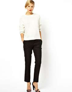 ASOS   ASOS Pants In Slim Fit at ASOS