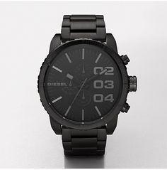 Diesel Black Out Watch