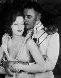 Greta Garbo & John Gilbert in Love (1927)