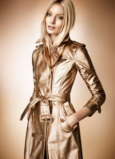 The Burberry Rose Gold Collection   Burberry