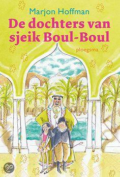 De dochters van sjeik Boul-Boul - Marjon Hoffman