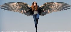 Emily Kordovich as Maximum Ride:) She does the character justice